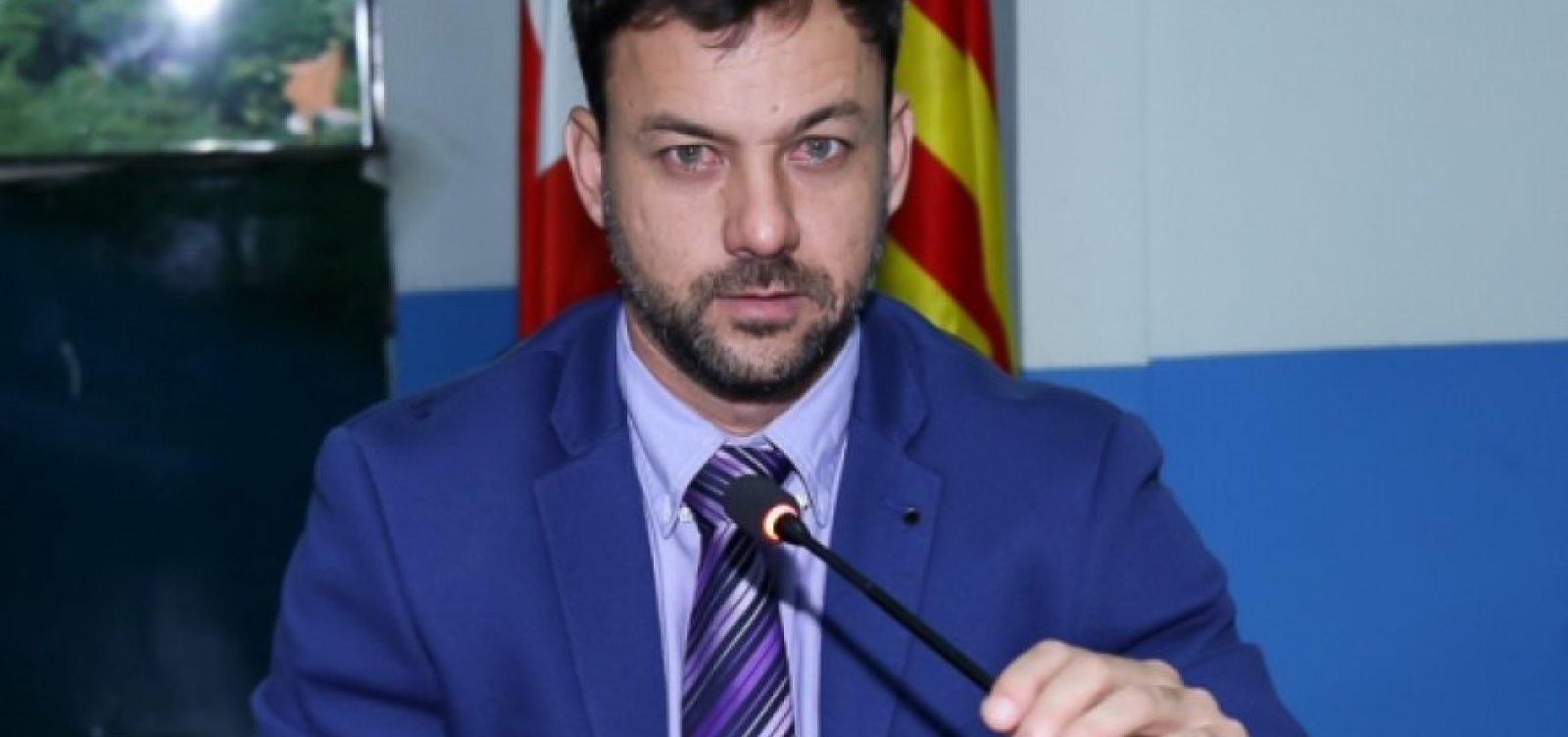 Operação Xavier: Justiça determina afastamento de Lukas Paiva da Câmara