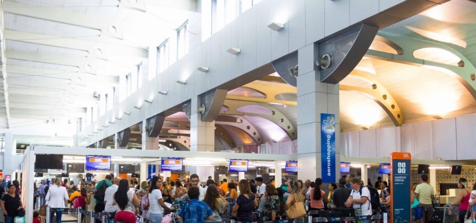 Aeroporto de Salvador normaliza operação de voos