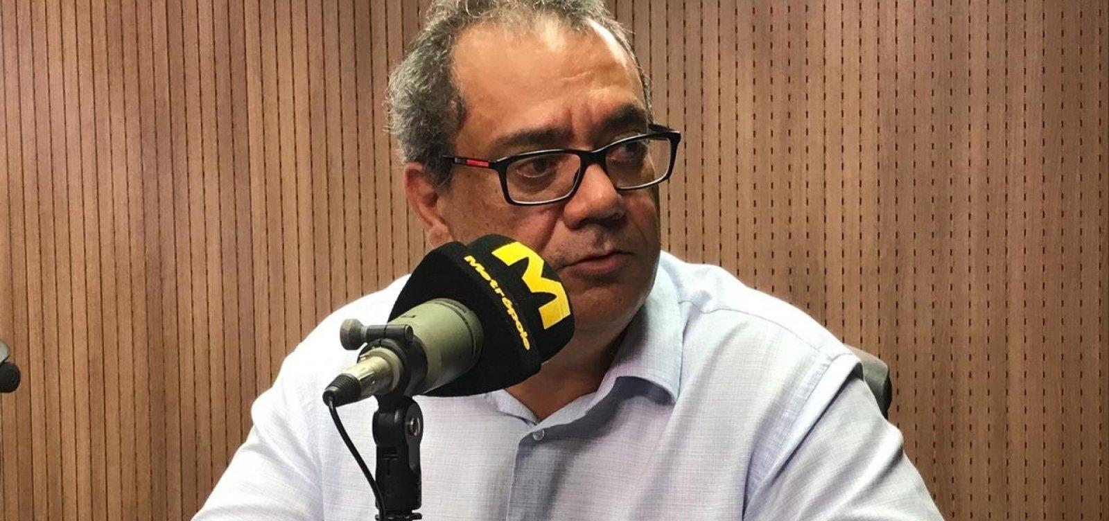 Eleições 2020: 'Não vou apoiar Bacelar e ele sabe disso', diz Carlos Muniz