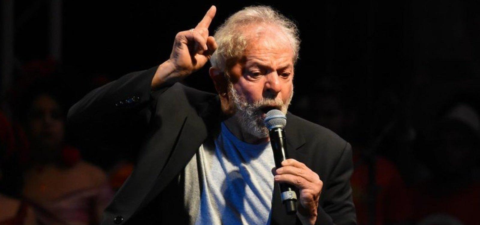 TRF-4 julga recurso que pode anular pena de Lula no caso do sítio de Atibaia