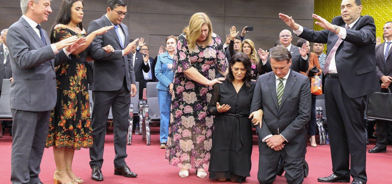 Bolsonaro se compromete a indicar ministro evangélico para o STF 'em breve'