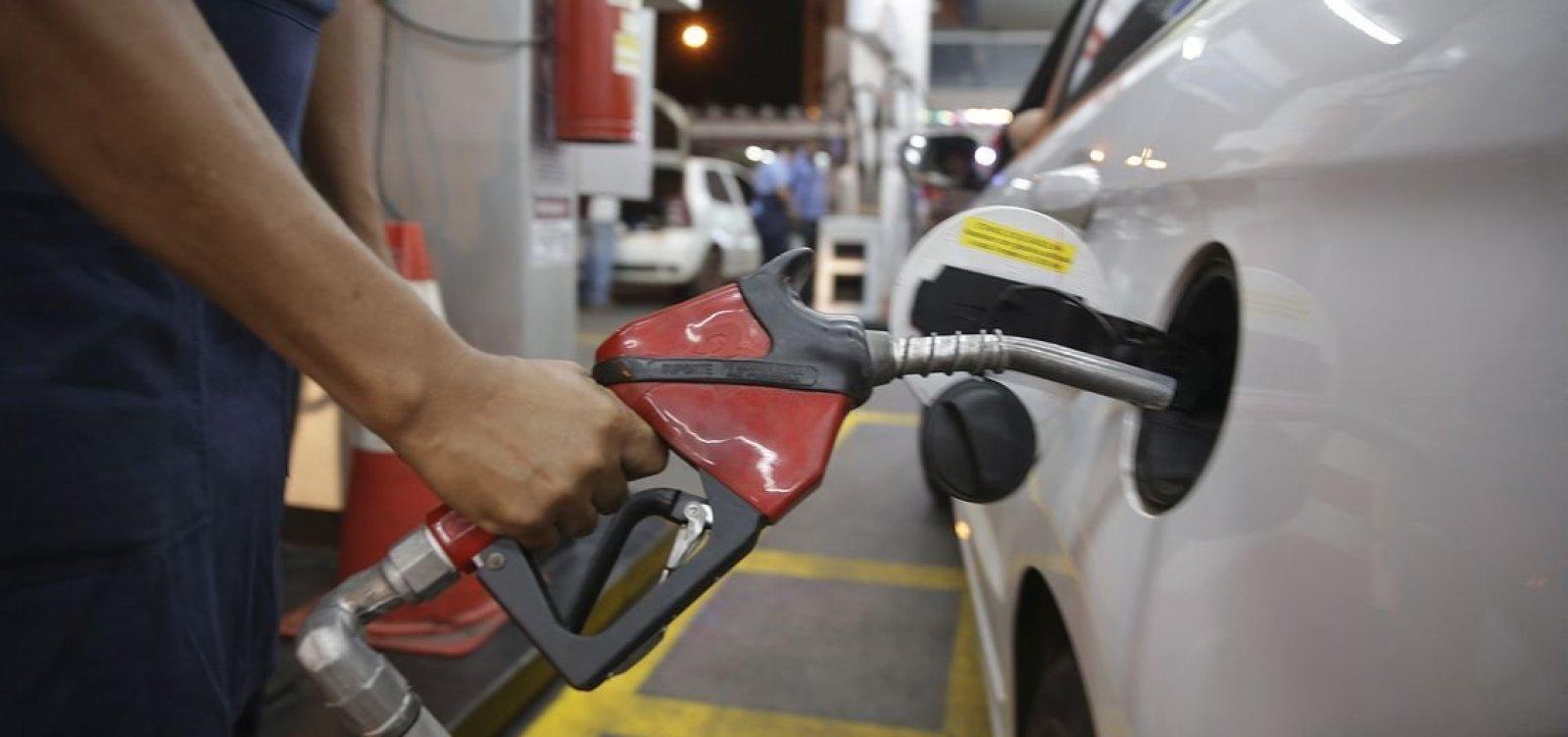 Petrobras aumenta em 4% preço da gasolina nas refinarias