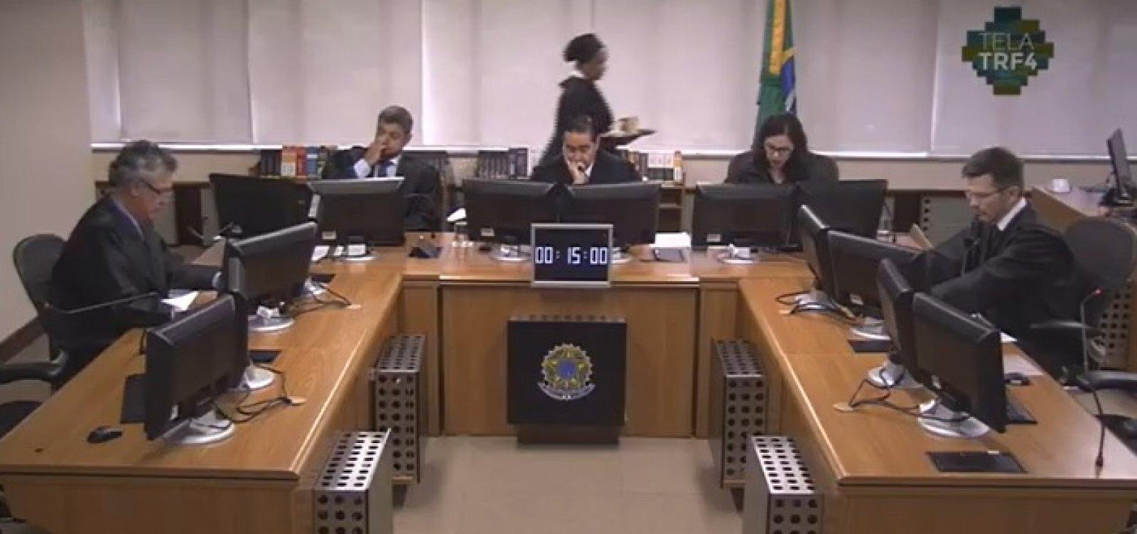 Ao vivo: Relator do TRF-4 nega anular condenação de Lula em caso de sítio