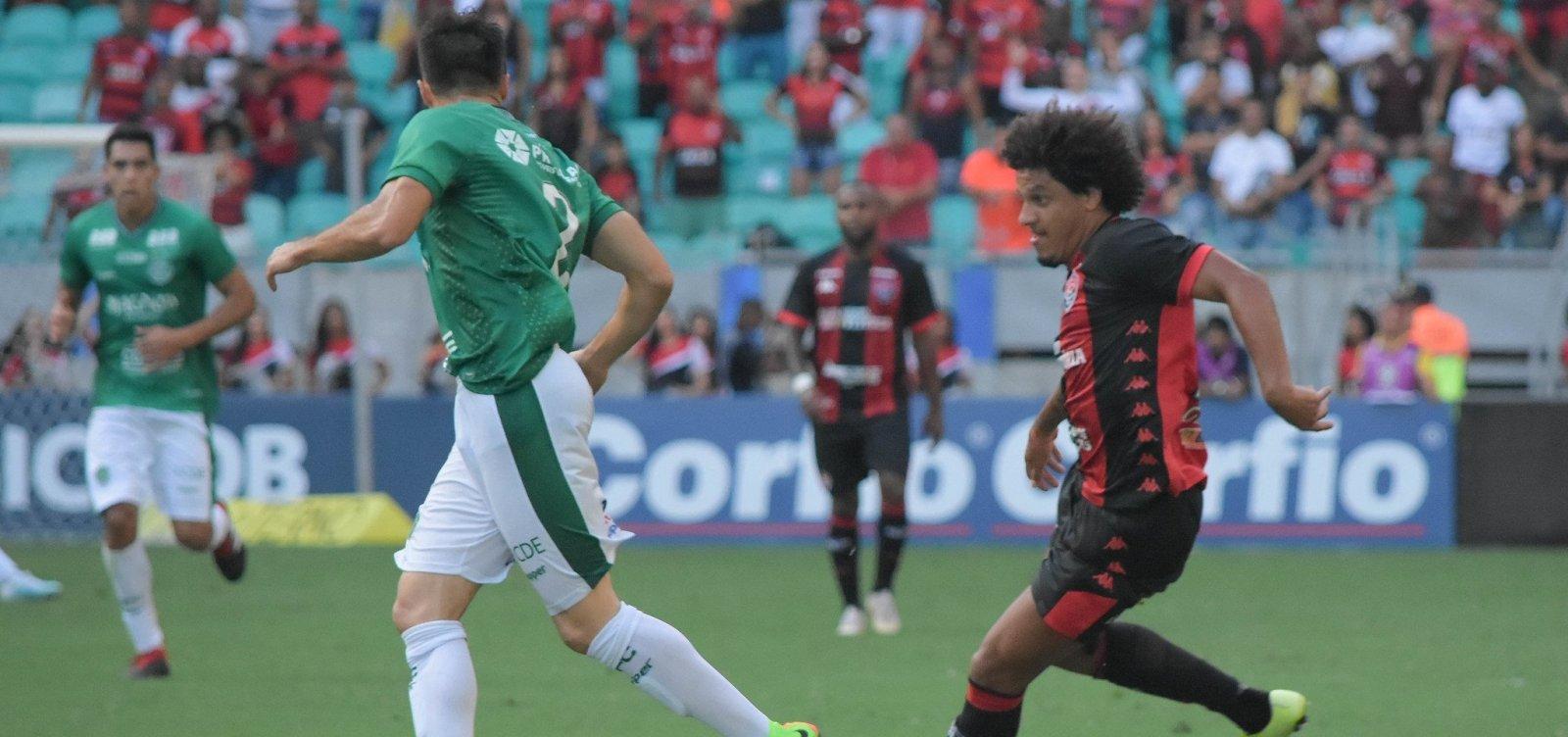 Paulo Carneiro revela possibilidade do Vitória disputar jogos em 2020 na Fonte Nova
