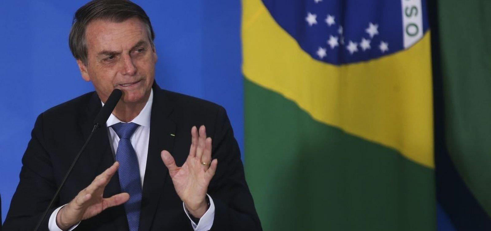 Congresso derruba veto de Bolsonaro sobre fundo eleitoral