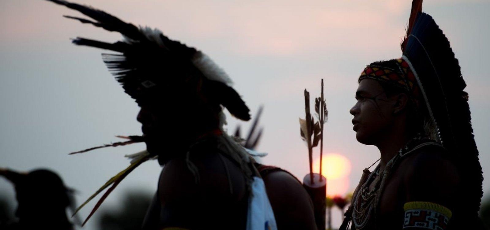 Terras indígenas têm alta de 74% no desmatamento de 2018 para 2019