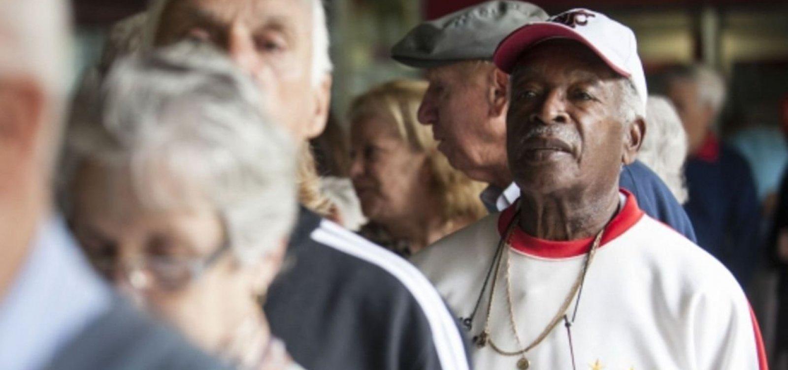 Expectativa de vida cresce na Bahia e chega a quase 74 anos, diz IBGE