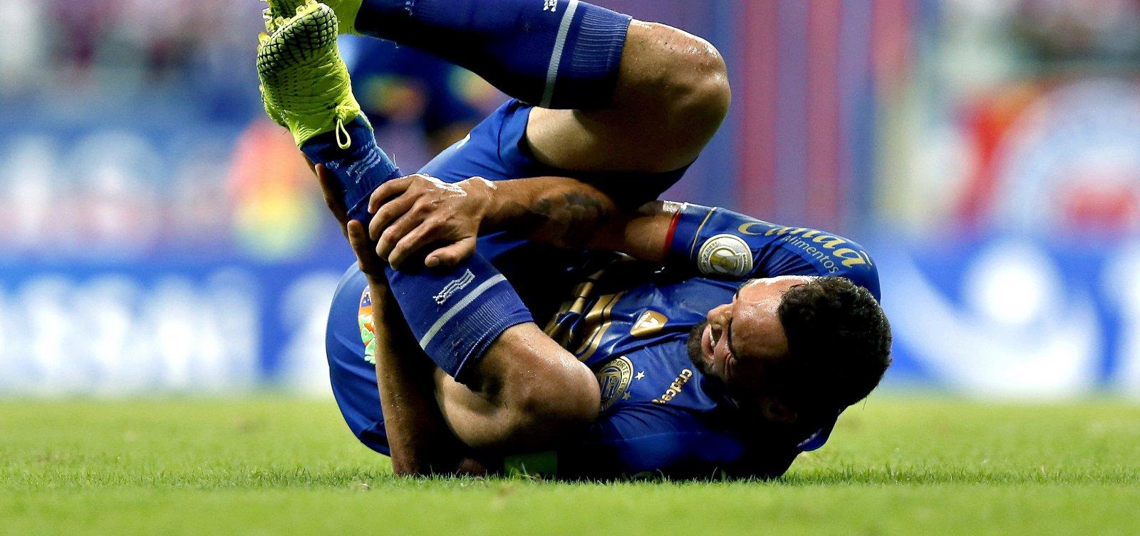 Bahia tem pior jejum de vitórias no Brasileirão desde 2014