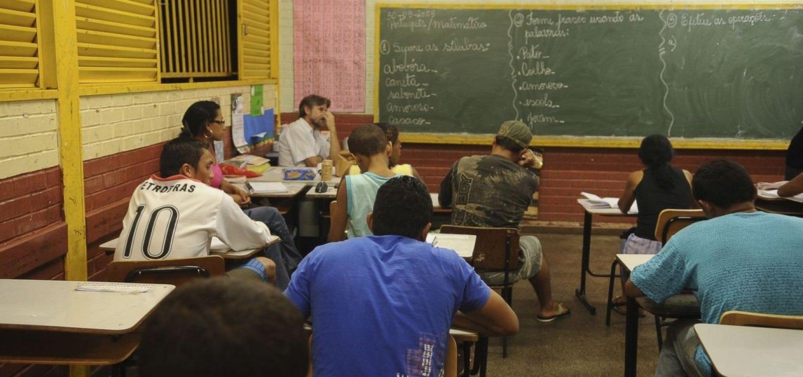 Cerca de 64% dos estudantes querem psicólogo na escola