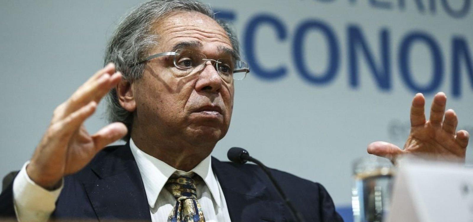 MP no TCU quer que Paulo Guedes seja investigado por perdas com dólar