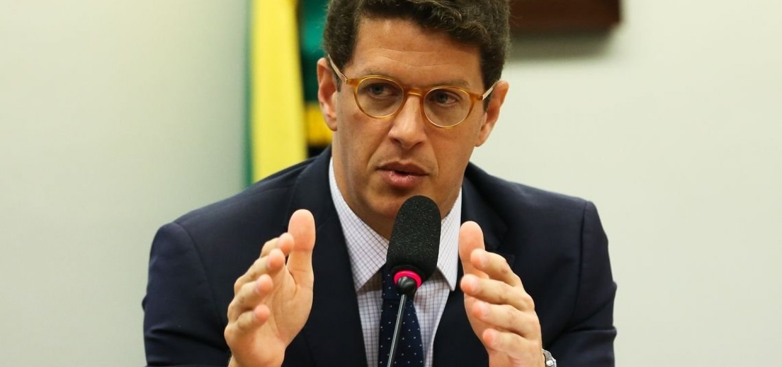 Desmatamento ilegal zero não deve acontecer, diz ministro do Meio Ambiente