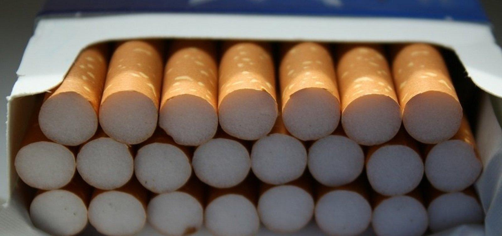 Operação contra fraude na venda de cigarros cumpre mandado em Salvador
