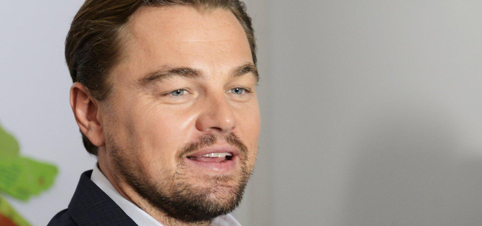 Bolsonaro acusa Leonardo DiCaprio de colaborar com queimada na Amazônia