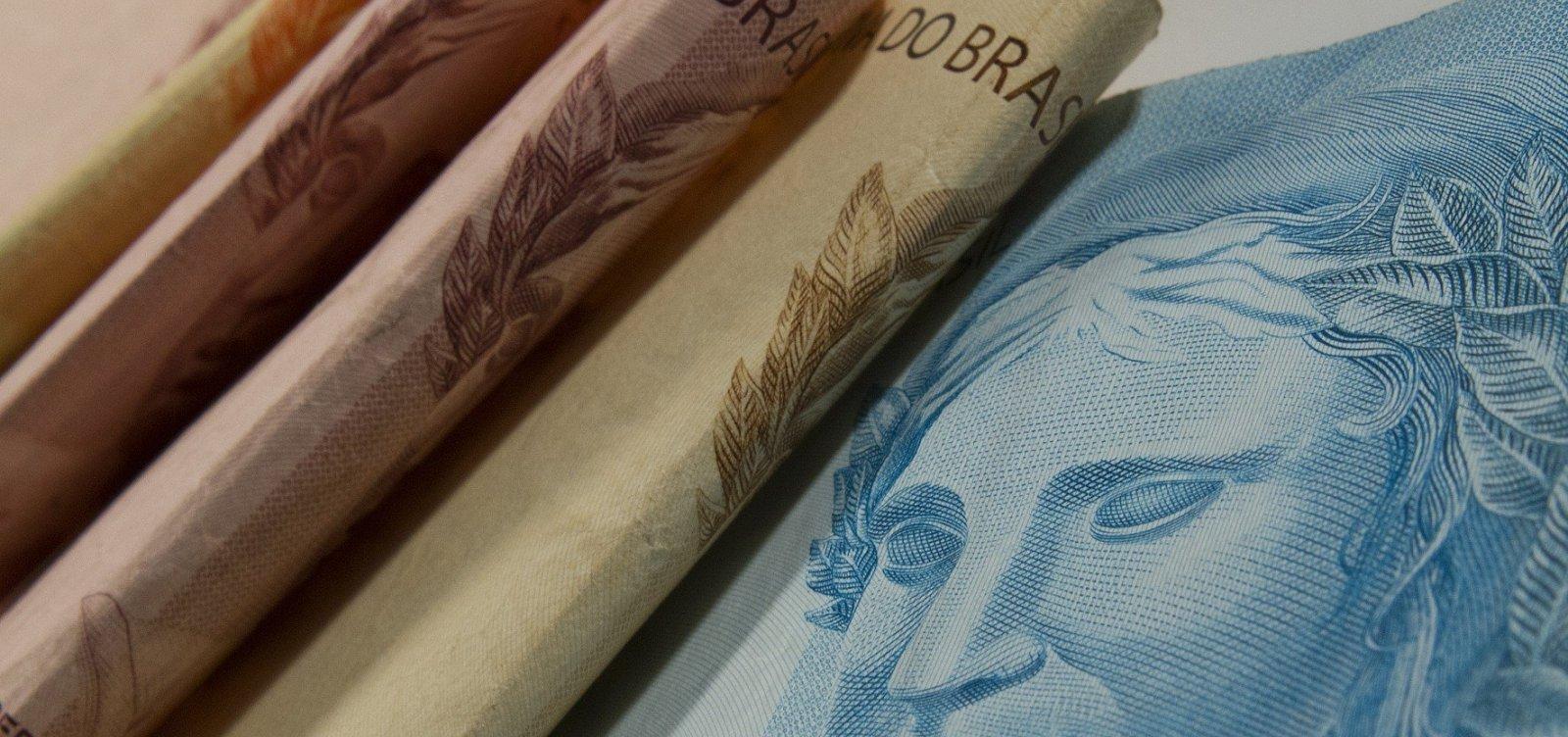 Contas públicas têm saldo positivo de R$ 9,4 bilhões em outubro