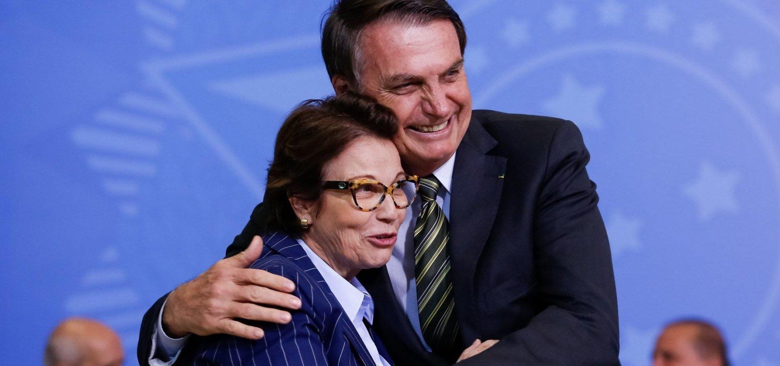 Ministra da Agricultura contradiz Bolsonaro: 'preço da carne não vai cair'