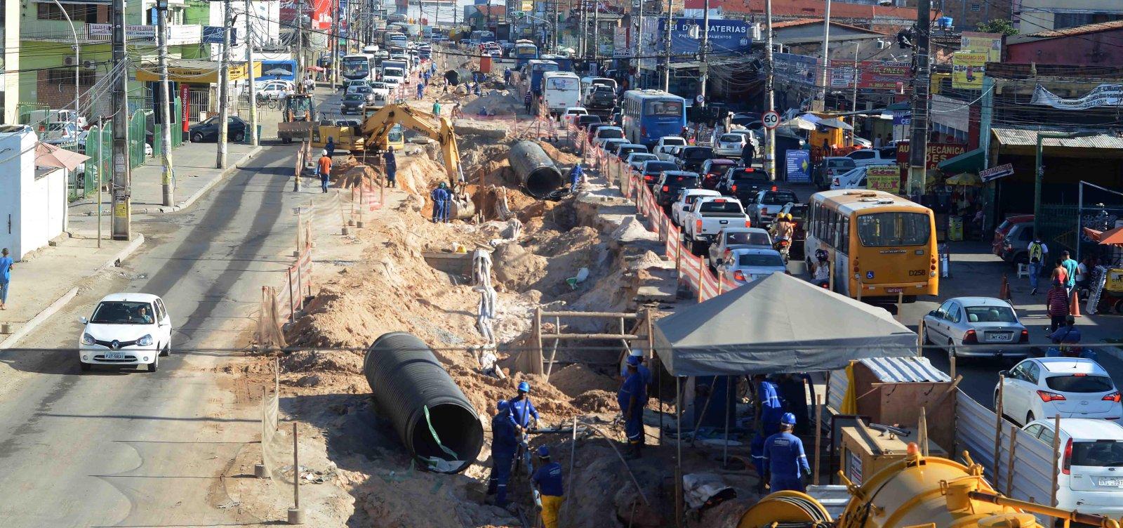 Nova Avenida São Cristóvão será entregue nesta segunda