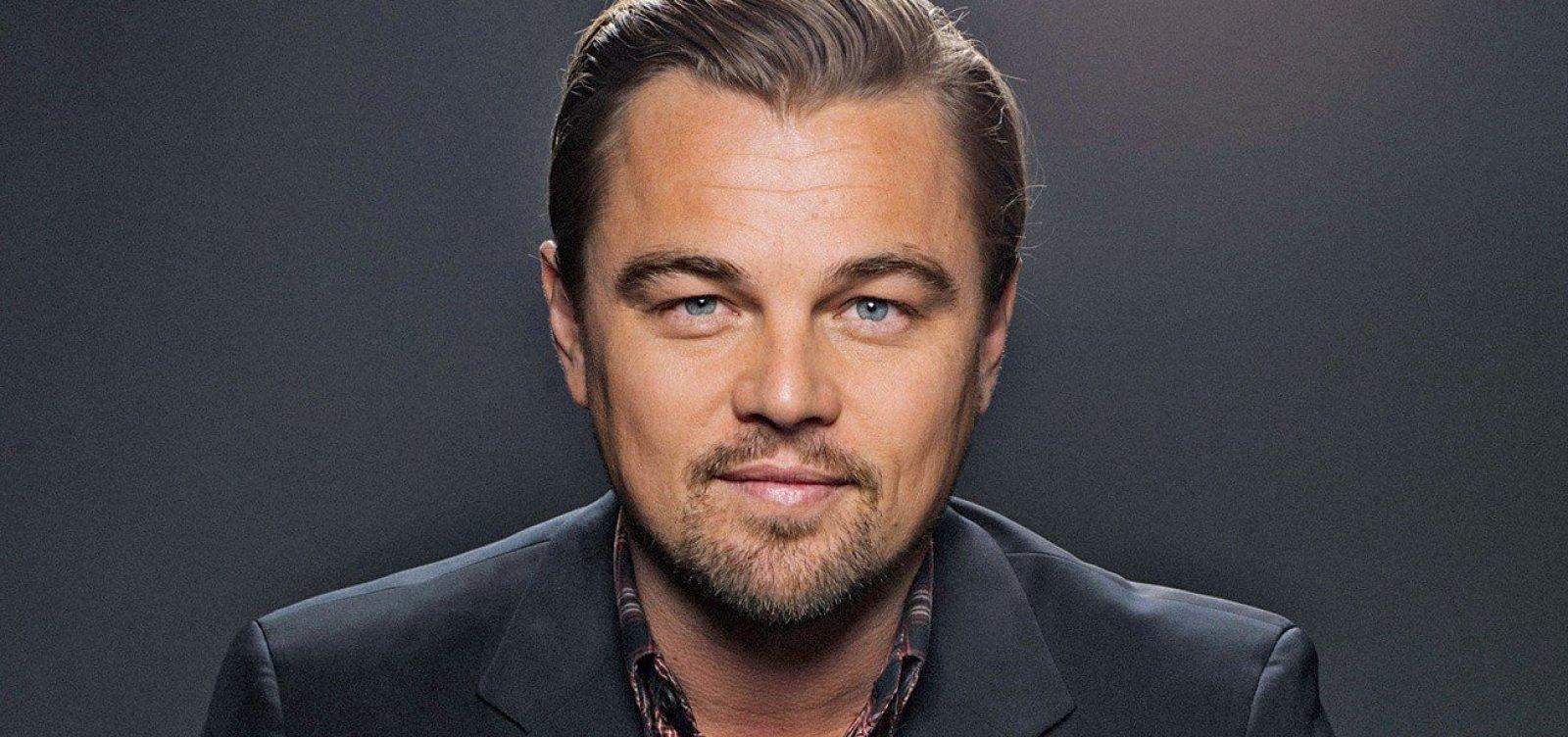 DiCaprio responde a Bolsonaro e nega ter doado a ONGs investigadas