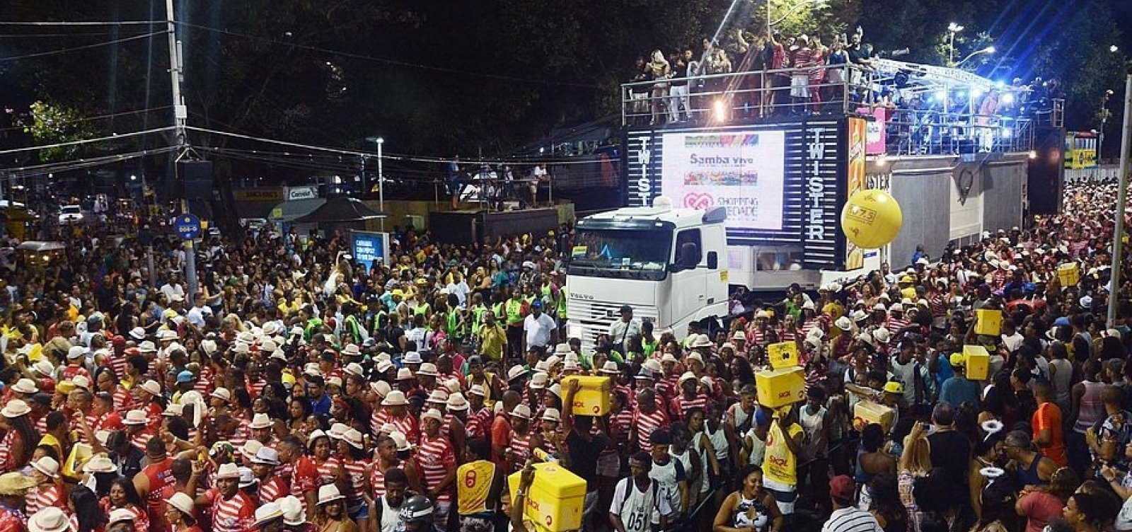 Caminhada do Samba muda de trajeto por recomendação da Prefeitura e PM