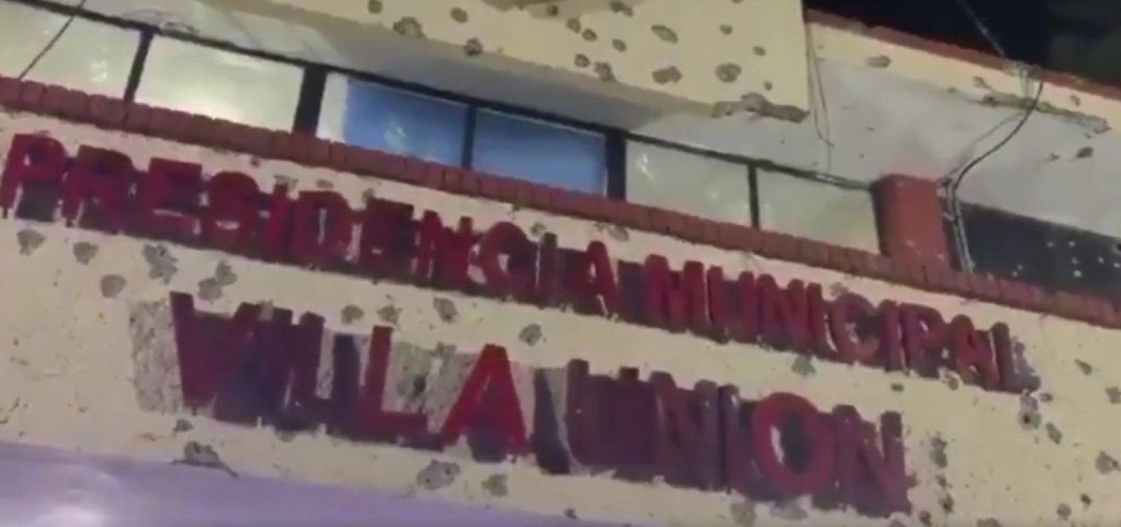 Tiroteio deixa ao menos 14 mortos no México