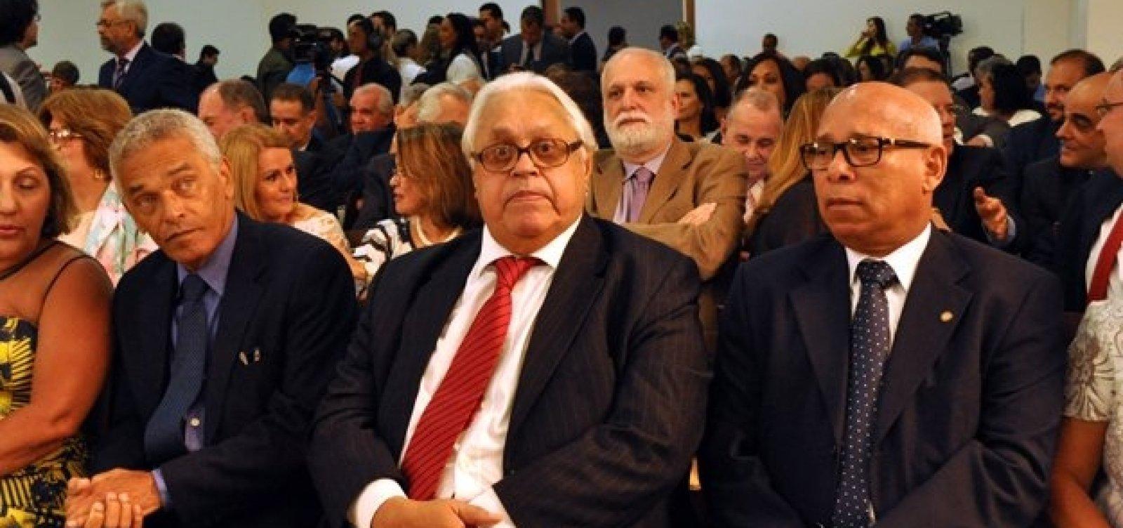 Ex-desembargador do TJ-BA Clésio Rômulo morre aos 74 anos