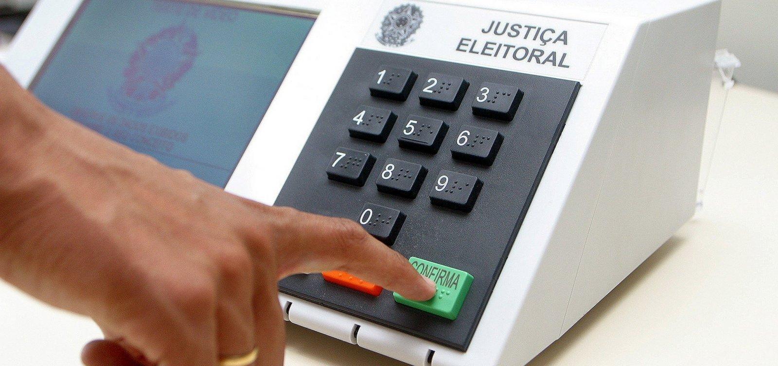 Eleitores de oito municípios voltam às urnas neste domingo