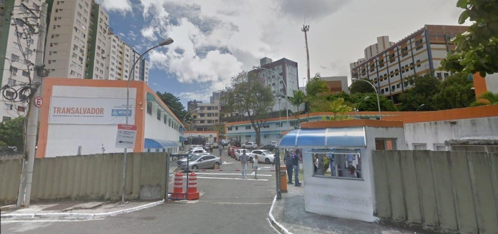 Operação combate fraudes de exclusão de multas na Transalvador
