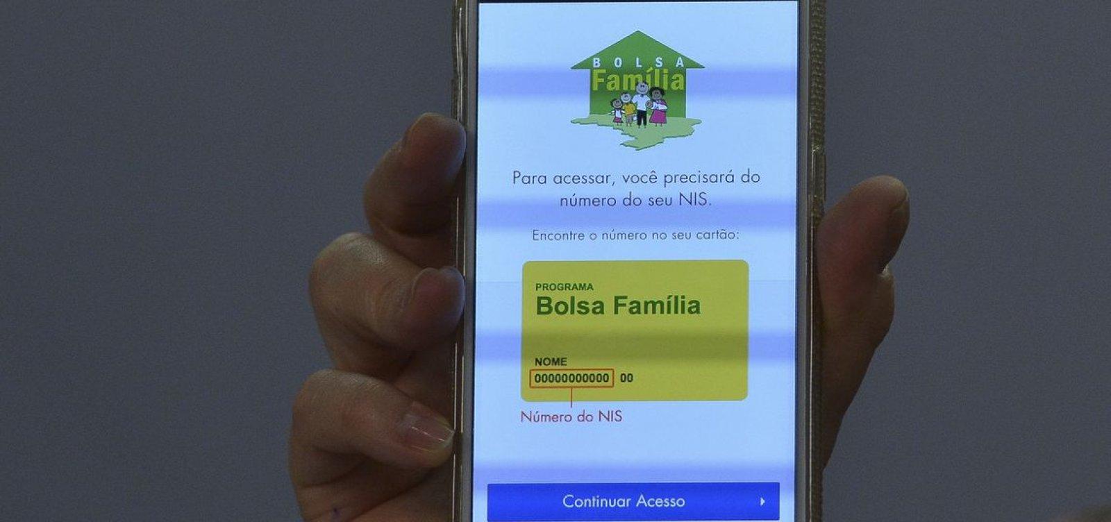 Governo Bolsonaro não prevê novos atendidos e 13º para Bolsa Família em 2020