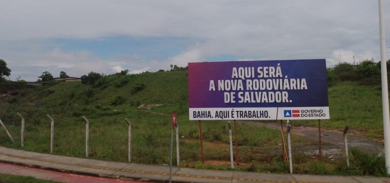 Contrato para construção da nova Estação Rodoviária será assinado amanhã