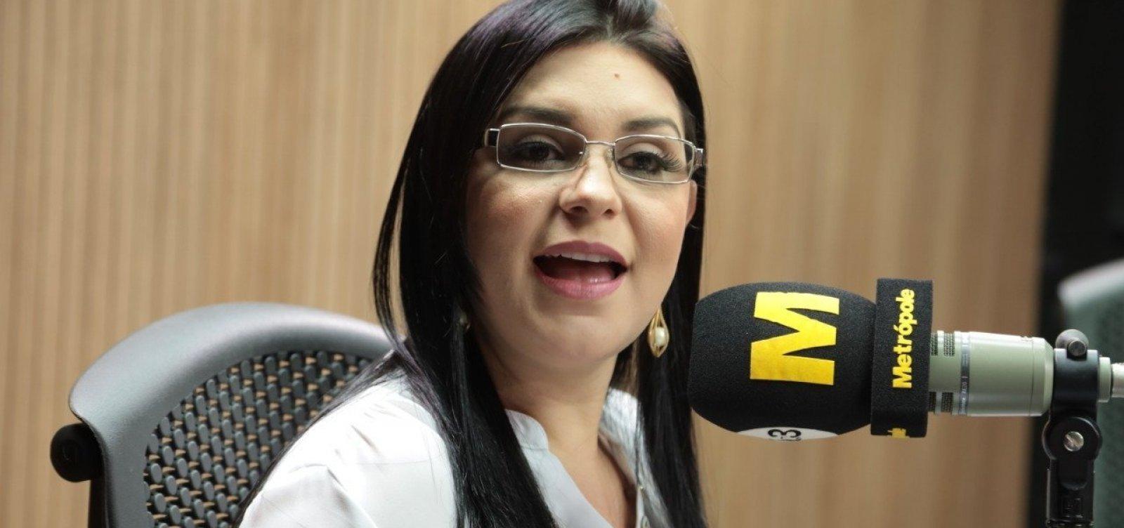 Dayane critica decisão de Trump sobre tarifas: 'Brasil não é o bobo da corte mundial'