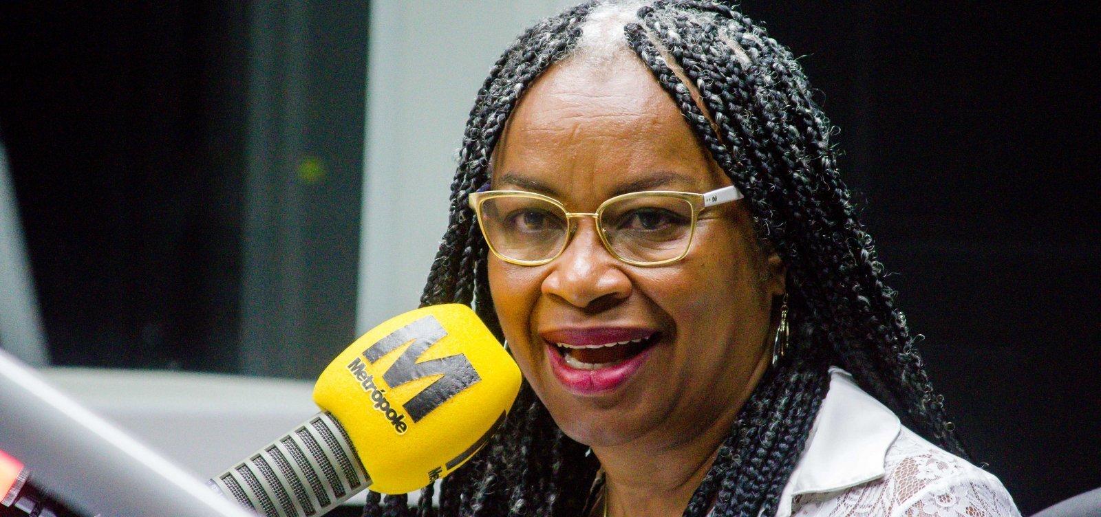 'Pior resultado que o racismo é capaz de produzir', diz Olívia Santana sobre presidente da Fundação Palmares