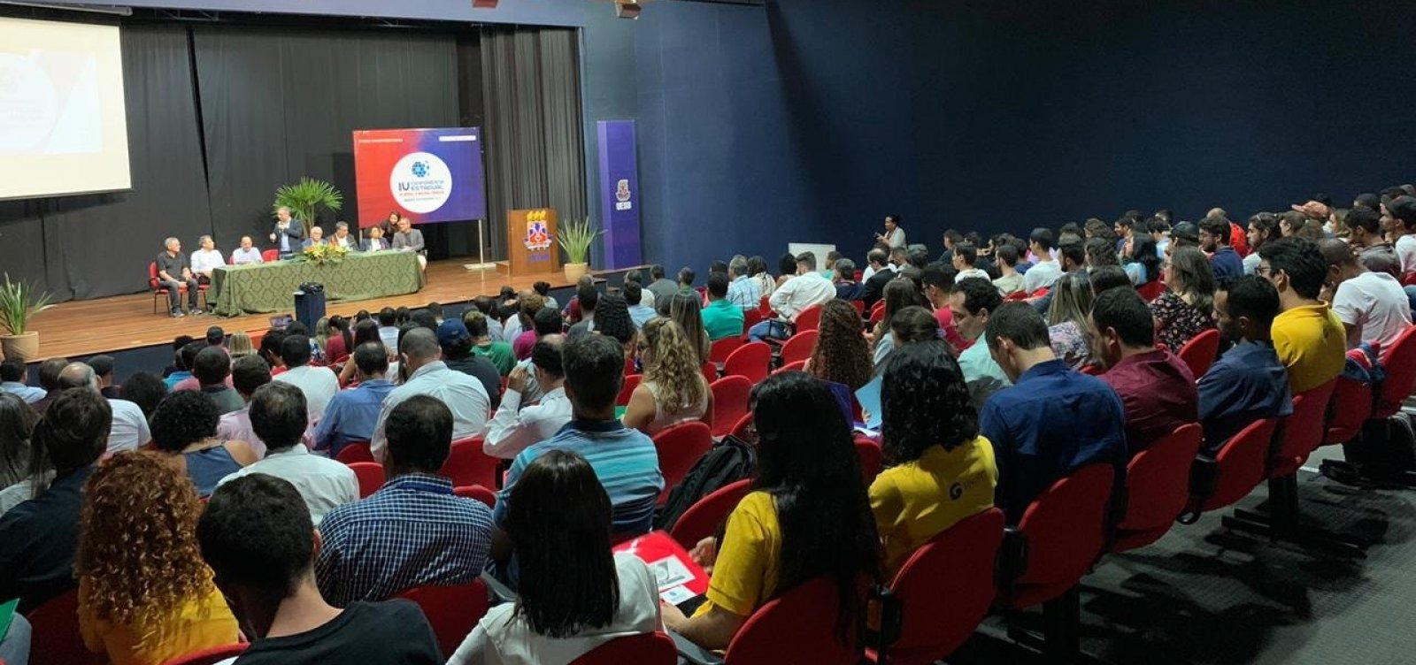 Secti reúne delegados eleitos para atualizar política estadual