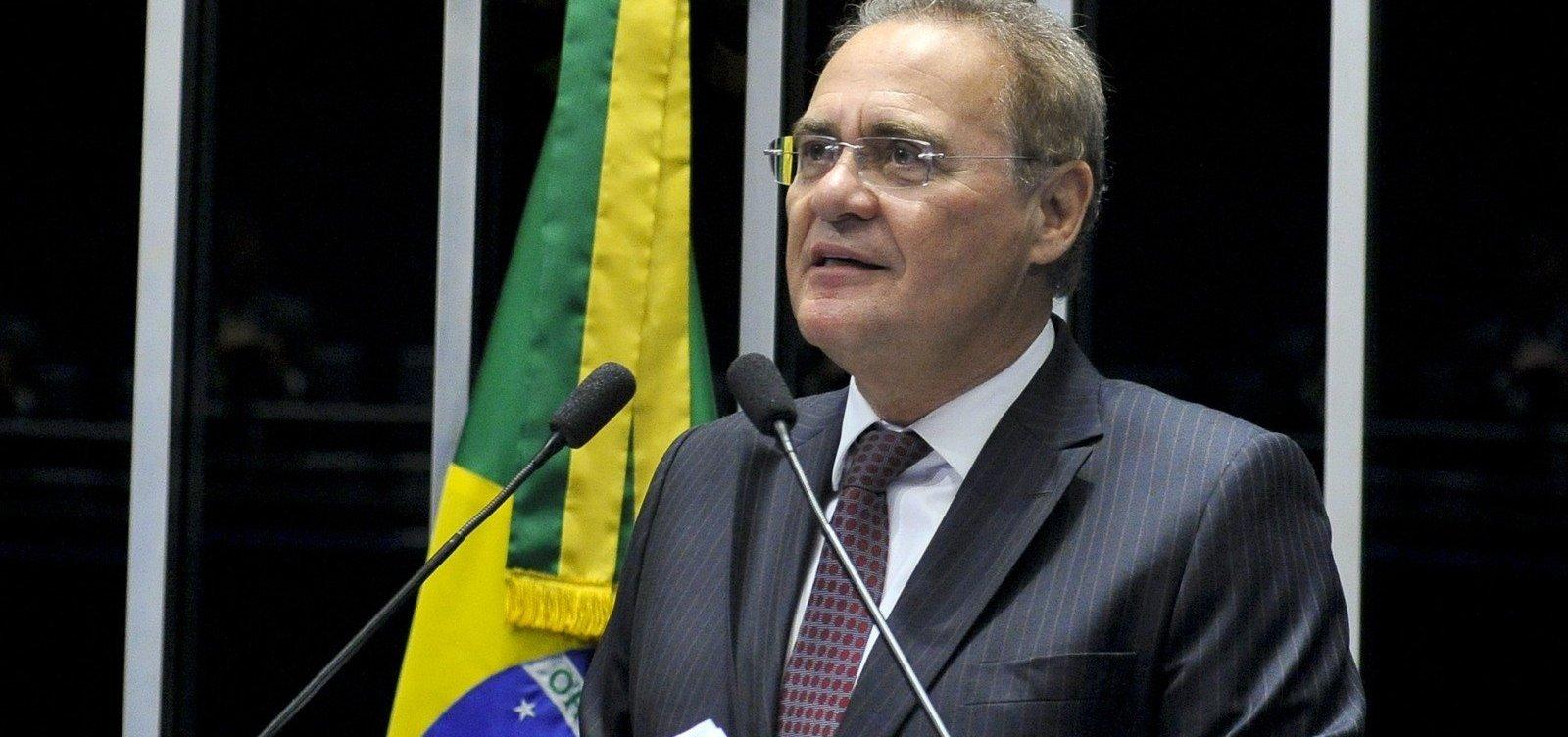 STJ recebe denúncia contra Renan Calheiros que vira réu pela primeira vez na Lava Jato