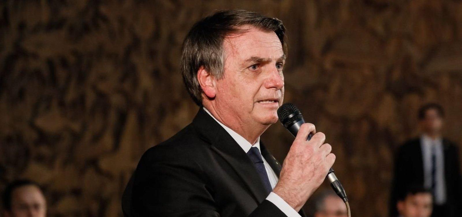 Bolsonaro quer mudar regras para remuneração de contratos de publicidade