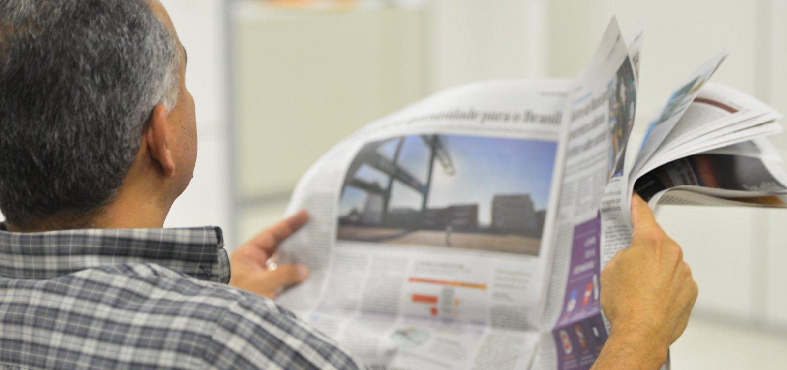 MP para dispensar publicação de balanços em jornais perde validade