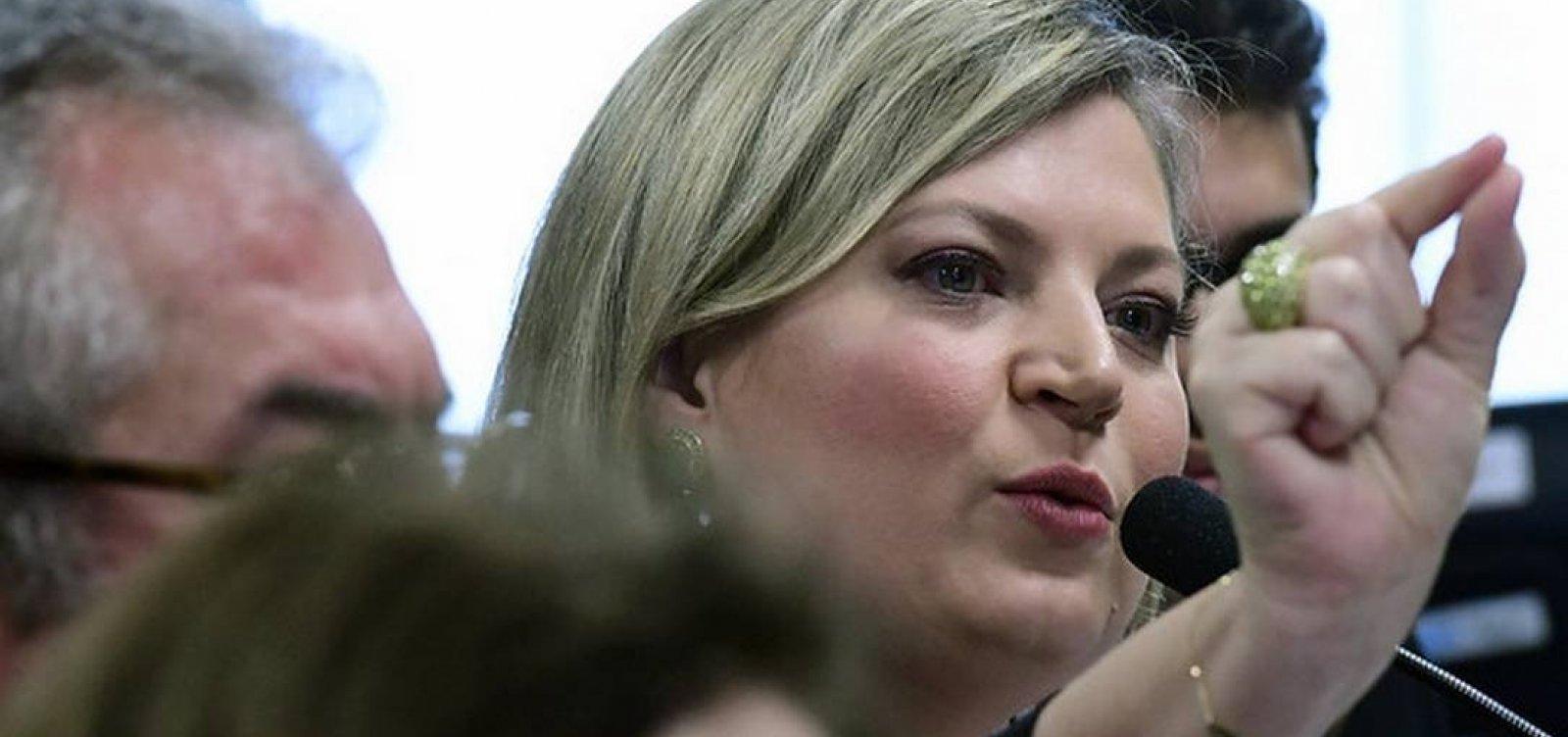 Joice Hasselmann diz que 'Eduardo Bolsonaro está amplamente envolvido' em ataques virtuais