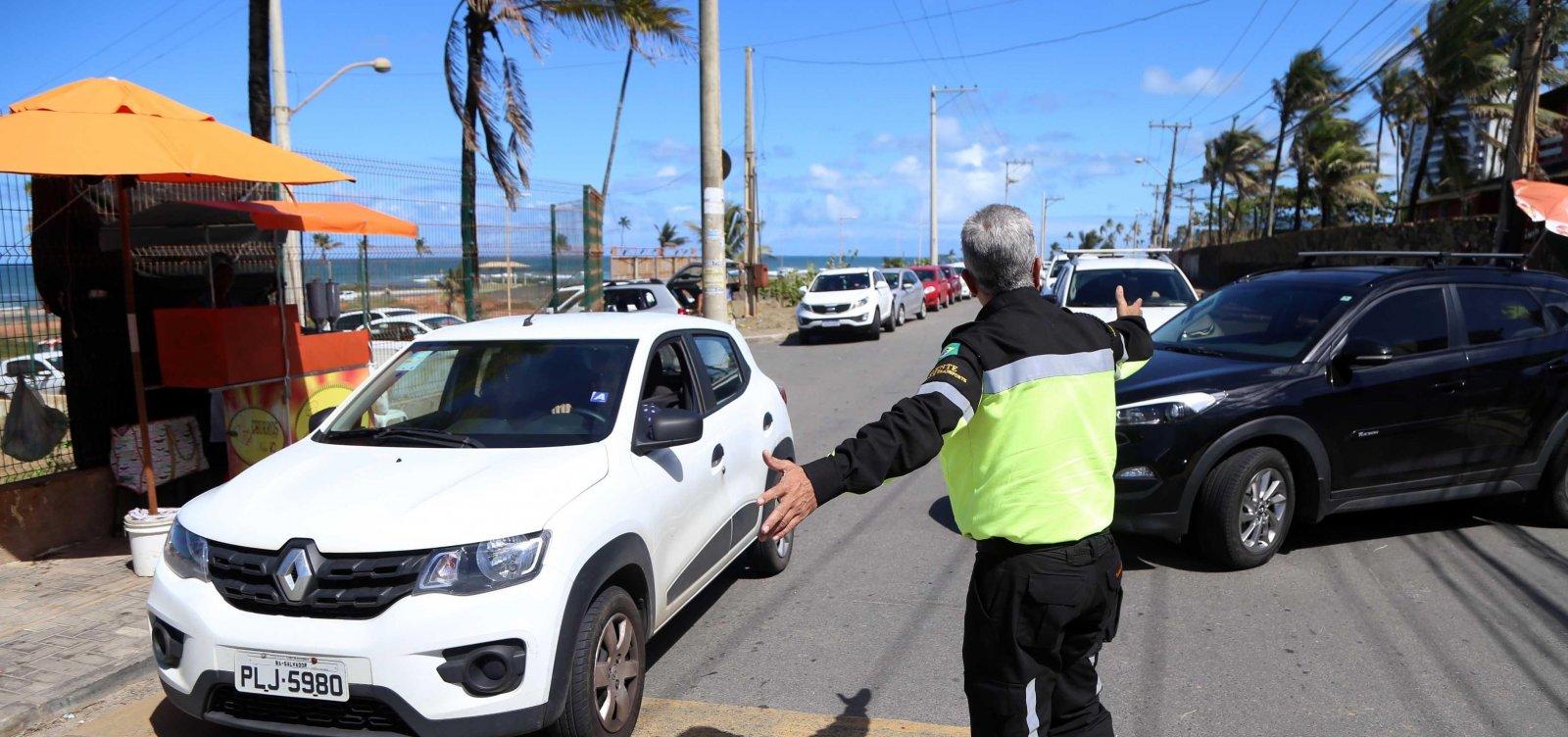 Eventos alteram tráfego de veículos em Salvador hoje e amanhã; confira