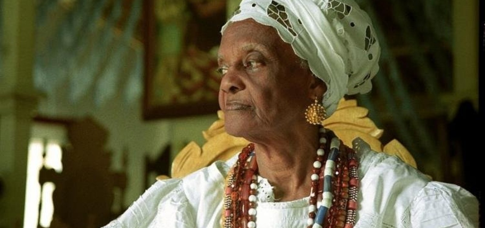 Morre aos 96 anos Mãe Tatá de Oxum, ialorixá do Terreiro Casa Branca