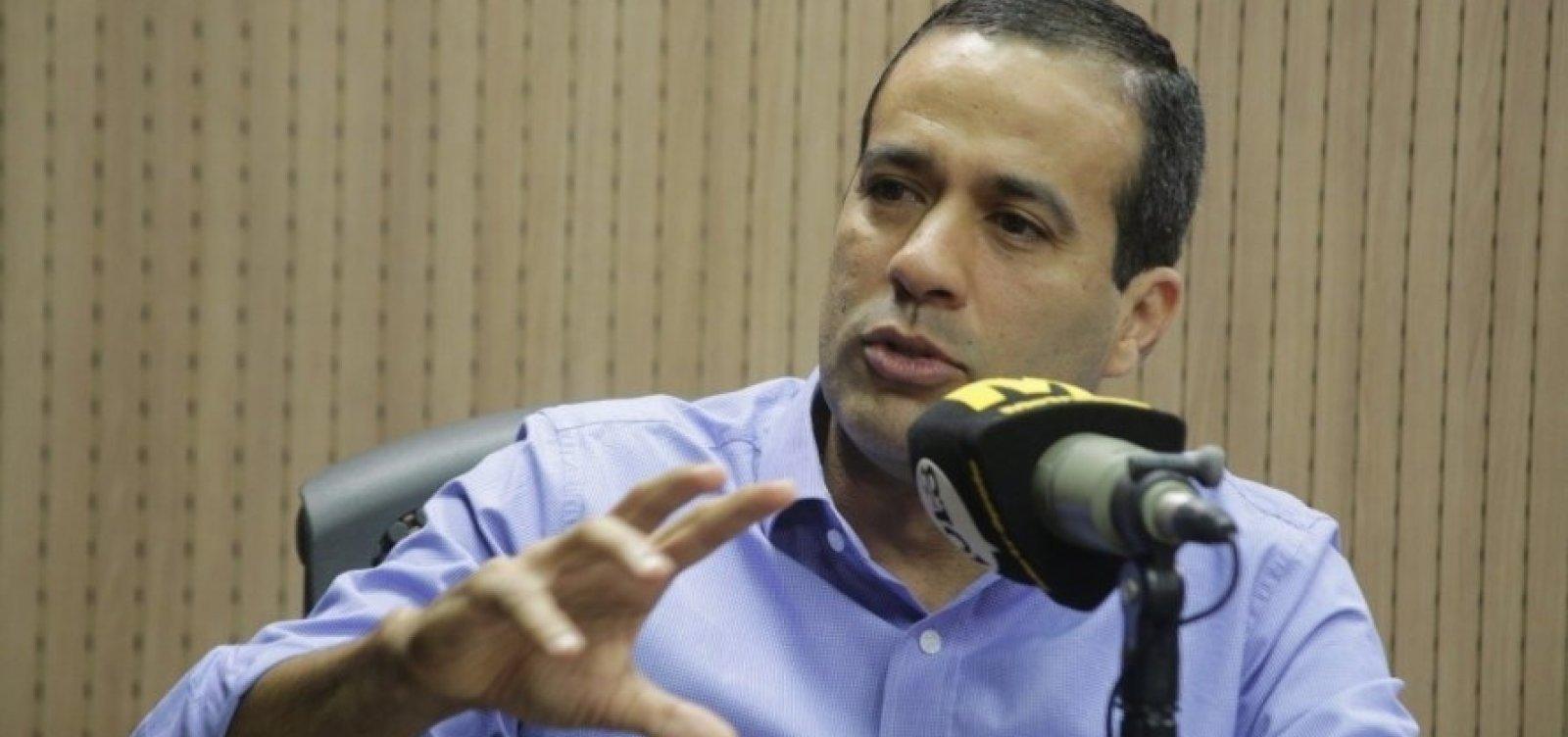 Bruno Reis lidera pesquisa para prefeito de Salvador