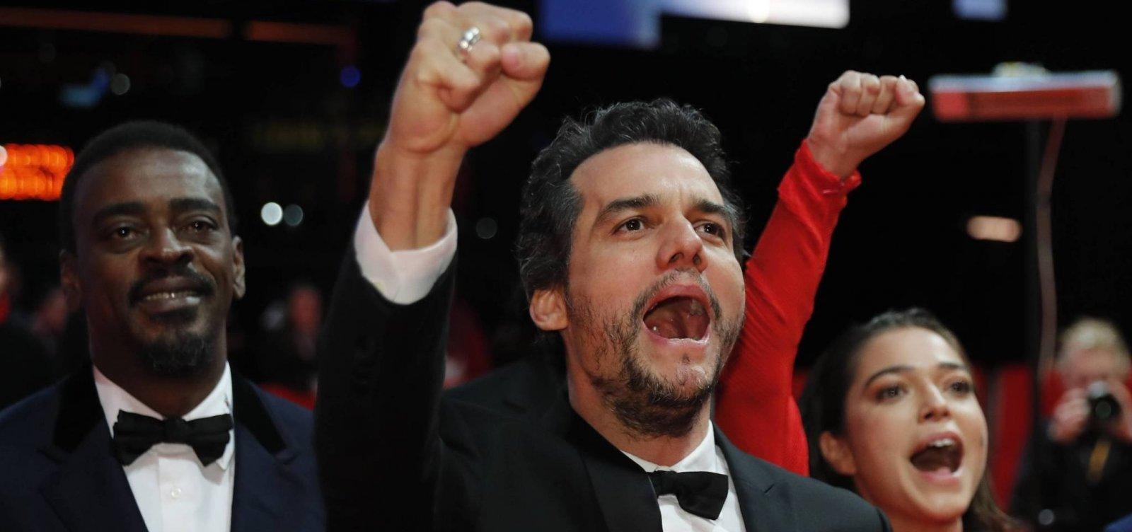 'Ancine está destruída', afirma Wagner Moura após exibição de 'Marighella' nos EUA
