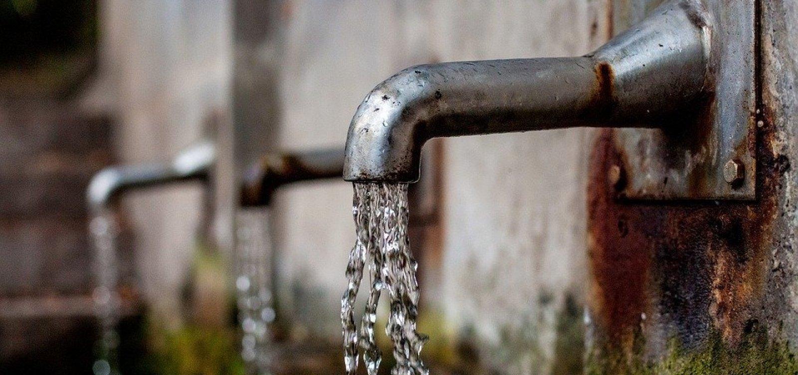 Mais 2 milhões de pessoas passaram a ter acesso à esgoto e água potável em 2018