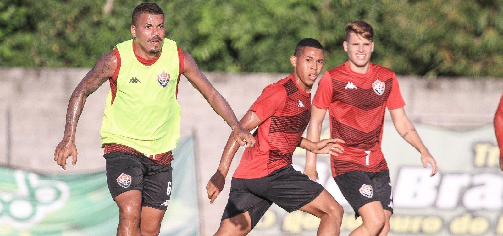 Nordestão: com sete reforços, Vitória estreia neste sábado contra o Fortaleza