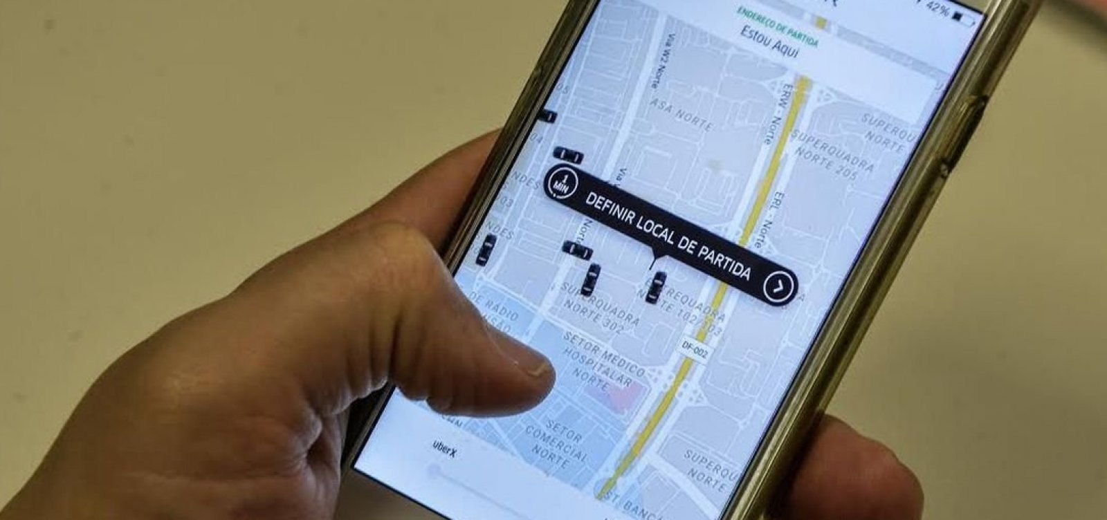 Adolescente grava assédio de motorista da Uber durante viagem