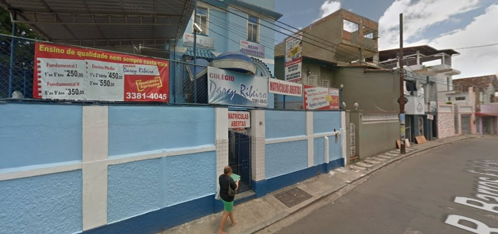Criança matriculada em colégio particular de Salvador é impedida de entrar na escola por ser autista