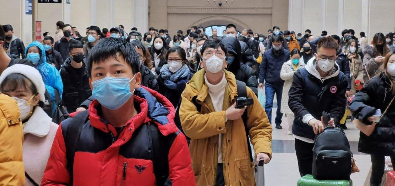 Coreia do Sul registra a primeira morte por coronavírus