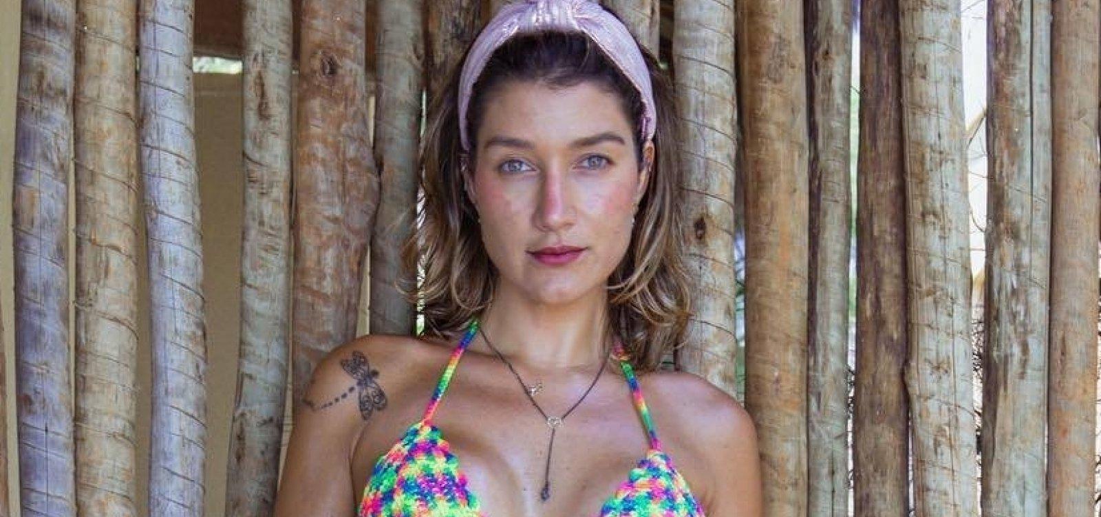 Gabriela Pugliesi testa positivo para novo coronavírus