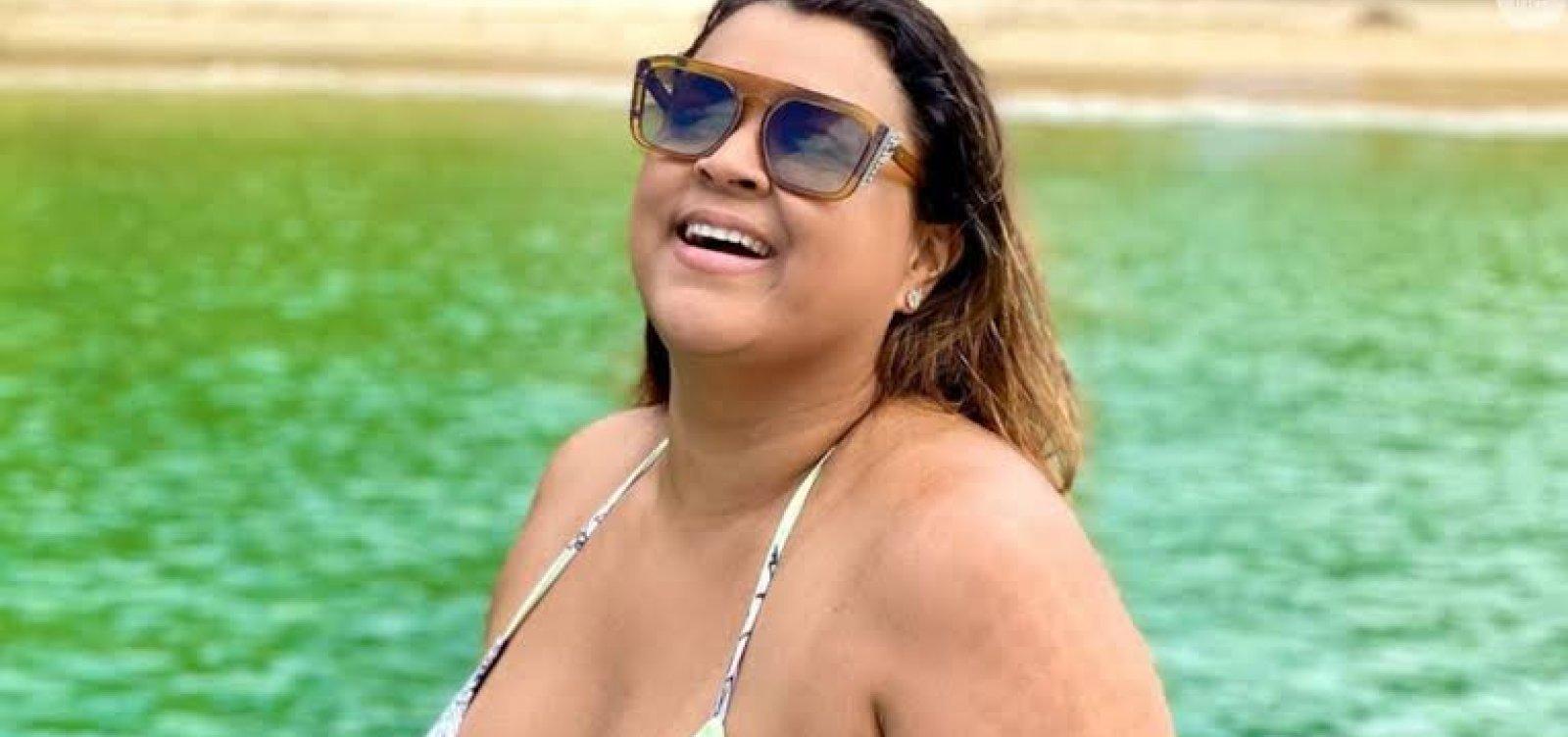 Preta Gil está com coronavírus após cantar na Bahia
