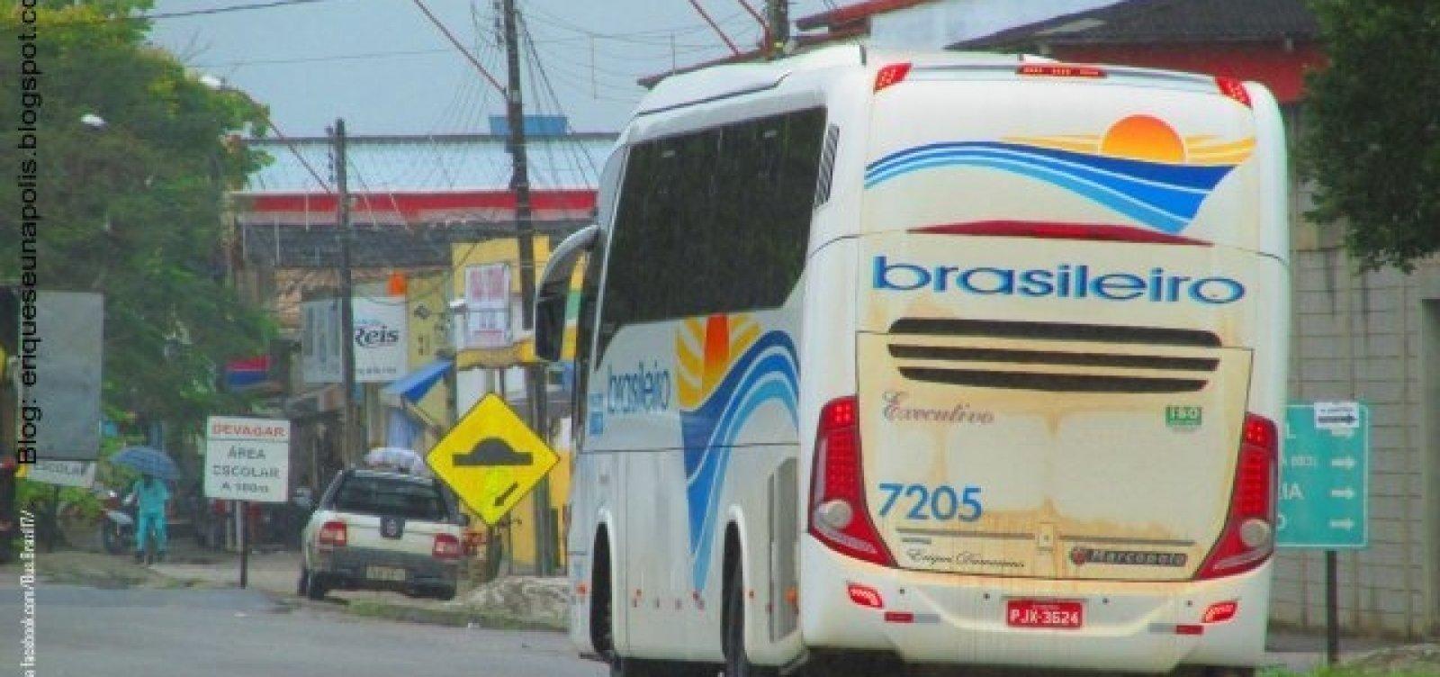 Eunápolis e Belmonte têm transporte intermunicipal suspenso a partir de amanhã