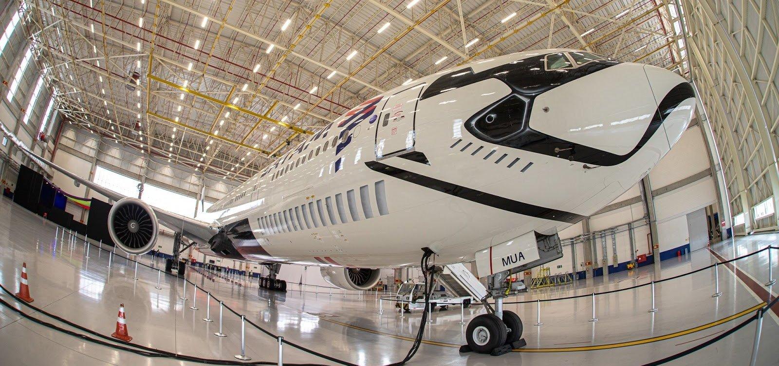 Latam anuncia suspensão de seus voos internacionais em abril