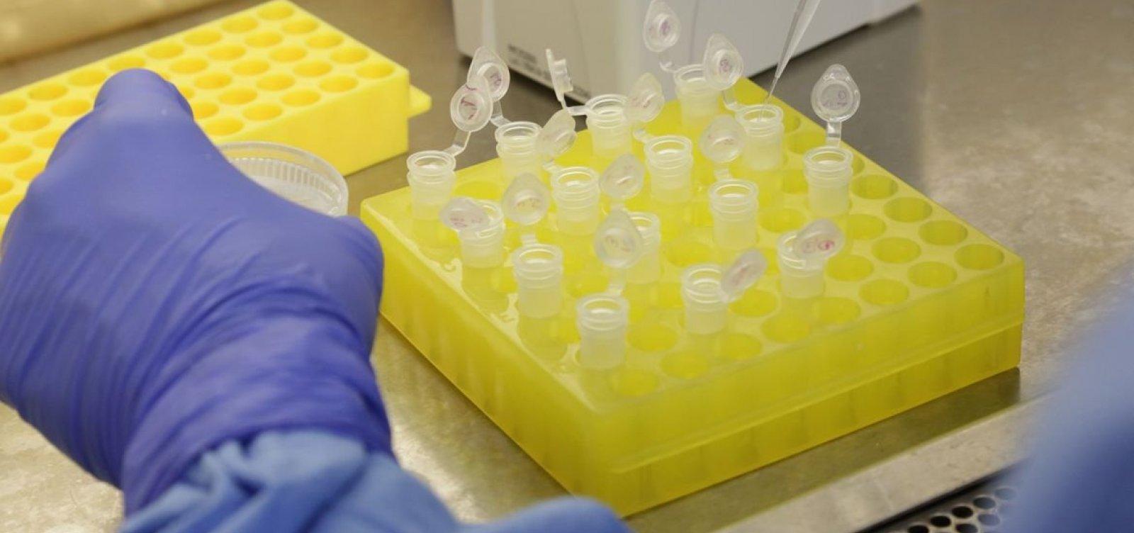 Bahia registra 129 novos casos de coronavírus; total sobe para 1193