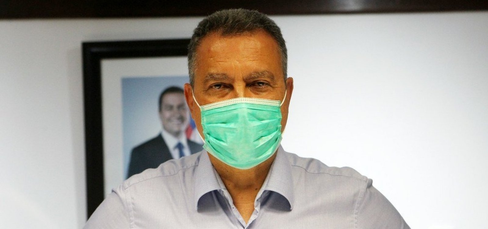 Uso de máscara será obrigatório para todos na Bahia, anuncia Rui Costa